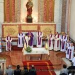 Eucaristía posterior de Acción de Gracias presidida por Mons. Rafael Palmero Ramos