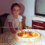 Su primer cumpleaños