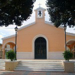 Ermita de la Santa Cruz donde Rebeca solía dar catequesis