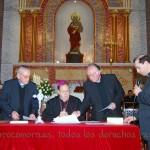 El Rvdo. Sr. D. José Luis Casanova Cases presta juramento como Promotor de Justicia