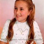 Rebeca, no pierdas nunca esa sonrisa