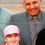 Con el Padre Lope Nuño Gallas